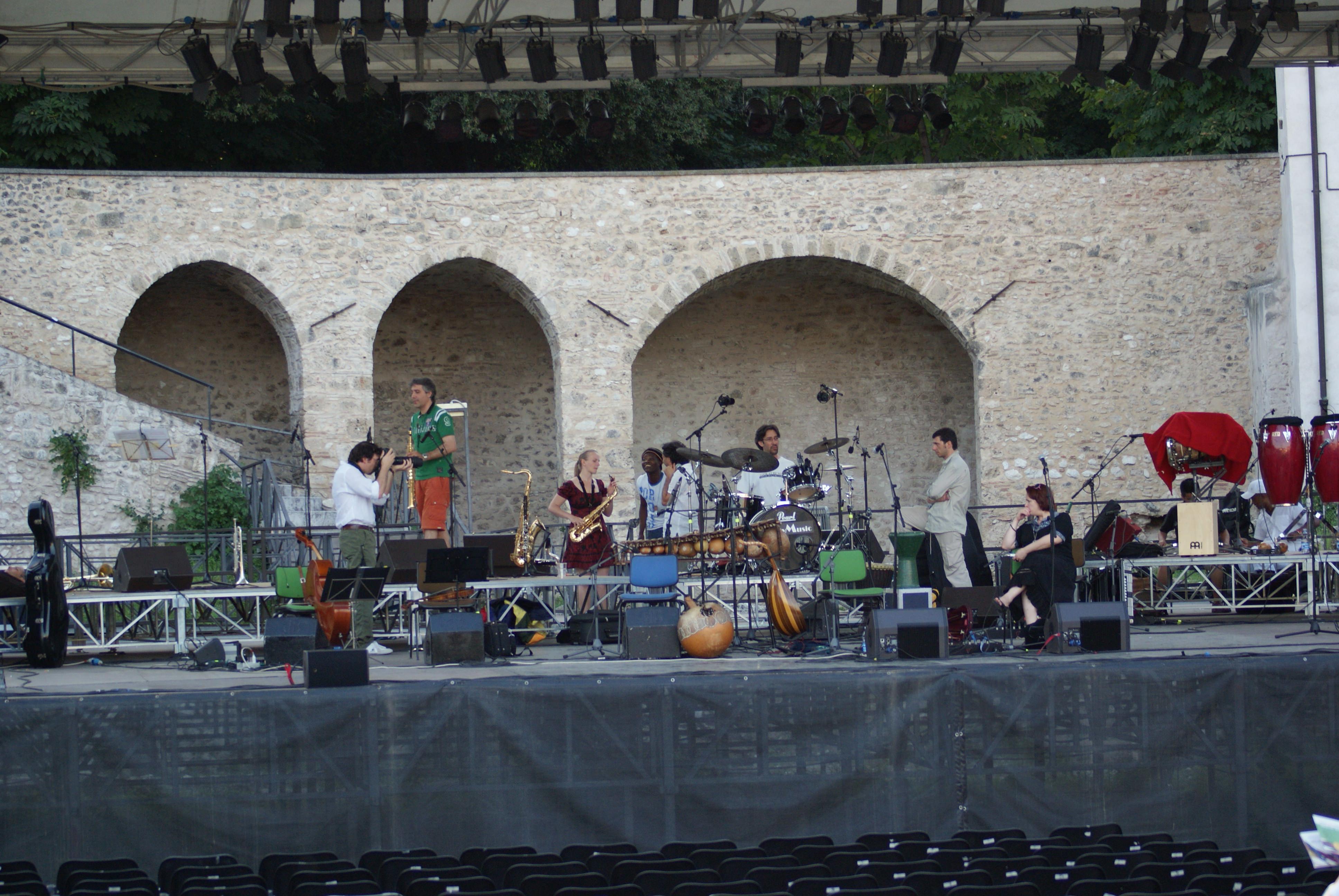 Manifestazioni Varie - Anfiteatro Romano (Terni)