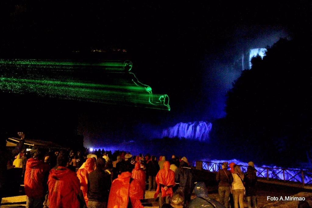 Vertigo (Waterfestival), Cascata delle Marmore