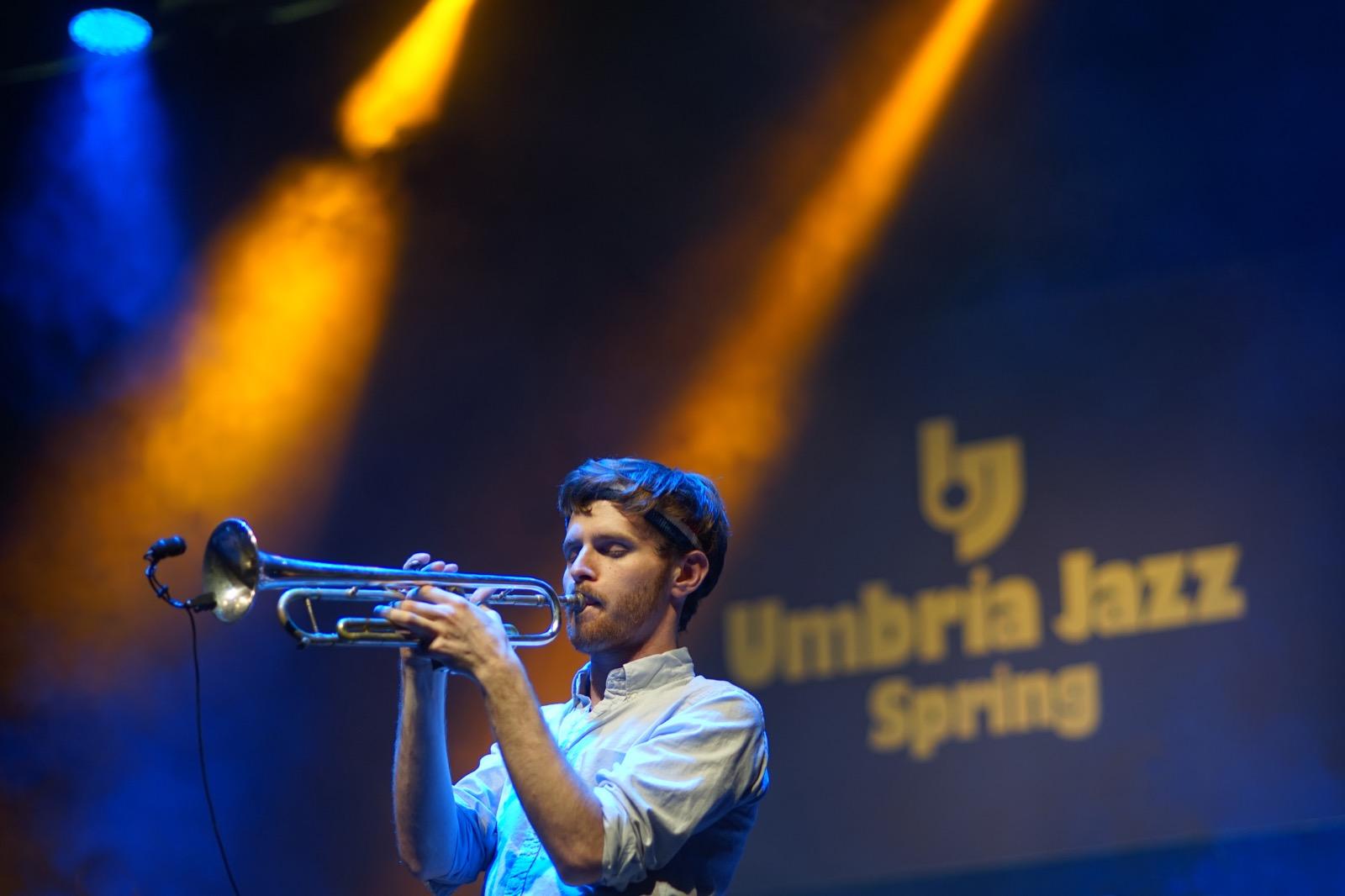 Umbria Jazz Spring 2017, Centro Multimediale Terni